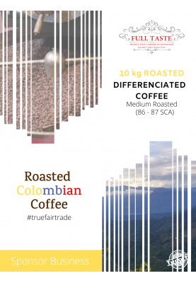 DIFFERENCIATED COFFEE (Sponsor)
