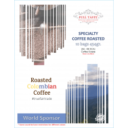 WORLD SPONSOR (5kg Roasted)
