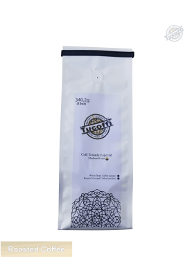 (STZ) TUCOFFI - Regular Coffee Roasted in Origin