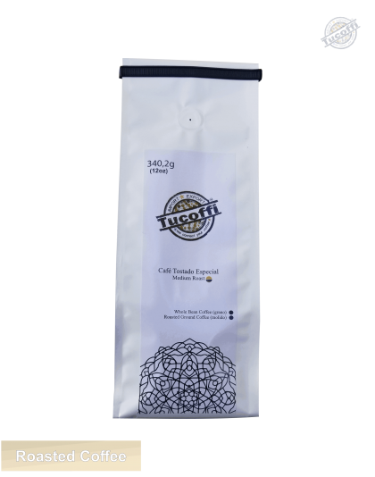(CL) TUCOFFI - Specialty Coffee Roasted